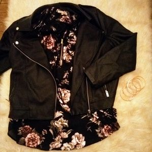 Tops - Floral Shirt